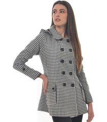 chaqueta para mujer en paño multicolor color-multicolor-talla-xs