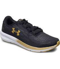 ua charged pursuit 2 shoes sport shoes running shoes svart under armour
