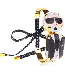 bijoux de famille designer bracelets, karl mini choker bracelet