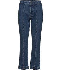 rubyn jeans ms18 jeans wijde pijpen blauw gestuz
