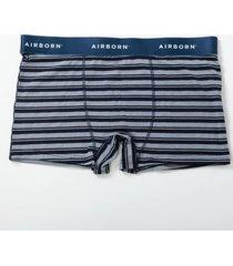 boxer azul airborn