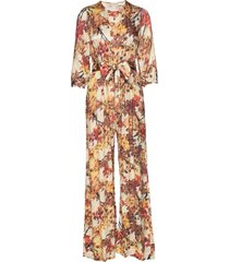 jaquard jumpsuit jumpsuit multi/patroon by ti mo
