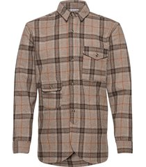 army shirt overshirts multi/patroon han kjøbenhavn