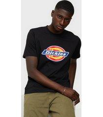 dickies horseshoe tee men t-shirts & linnen black