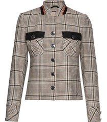 selby anchor jacket blazer colbert beige mos mosh
