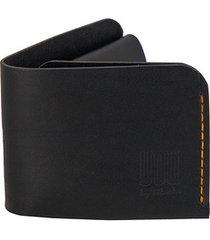 skórzany portfel zurych czarny