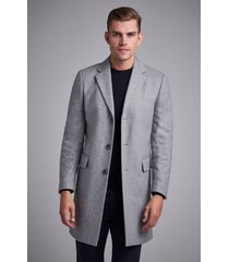 rock lambton wool coat