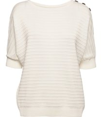 sweaters t-shirts & tops knitted t-shirts/tops creme esprit casual
