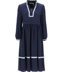 see by chloé silk midi dress