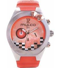 reloj be confident coral mulco