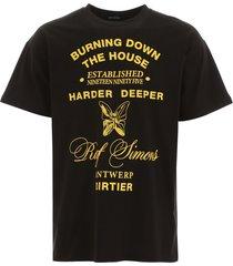 raf simons harder deeper t-shirt