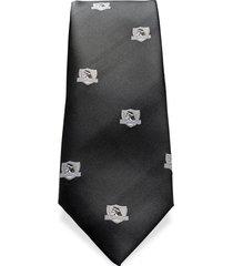 corbata colo-colo logos grises sederías santiago