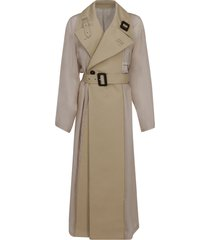 impermeabile trench donna