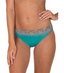 bikini lisca isola bella geknoopte zwempakkousen groen