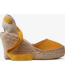 sandaletter espadrilla frey tie