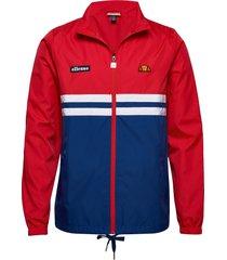 el agnello jacket tunn jacka röd ellesse