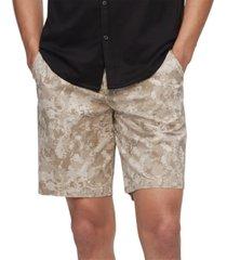 calvin klein men's camo twill shorts