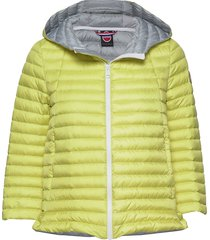ladies down jacket fodrad jacka gul colmar