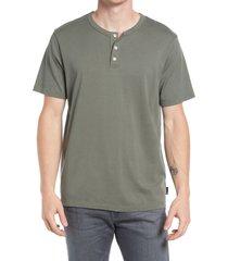 men's ag bryce henley t-shirt, size x-large - green