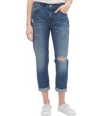 jeans dark indigo azul gap