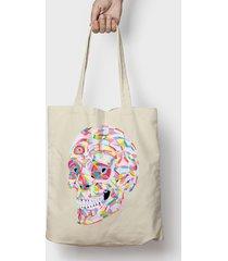 torba abstract skull