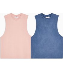 mens 2 assorted color tank multipack*
