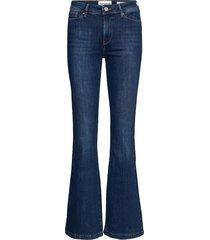 albert flare wash florence jeans wijde pijpen blauw tomorrow