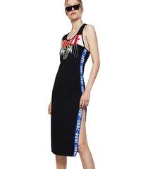 vestido d samm dress 9xx negro diesel