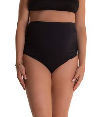 women's pez d'or lucia high waist maternity bikini bottoms