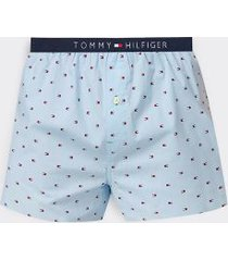 tommy hilfiger men's cotton classics fashion boxer ice - xxl