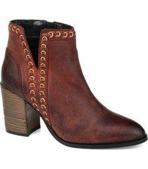 journee collection signature women's jorri bootie women's shoes