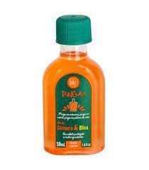 óleo cabelos pré e pós sol pinga cenoura e oliva lola cosmetics 50ml único
