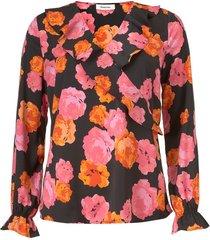 modstrom blouse 54379 rio print