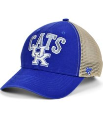 '47 brand kentucky wildcats outland trucker cap
