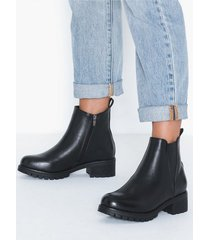 duffy warm chelsea boots flat boots