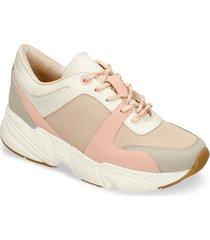 zapatos casuales rosado bata igru mujer