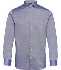 marc overhemd business blauw matinique