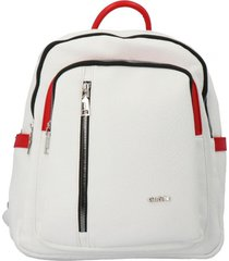 mochila yaka backpack blanco azaleia