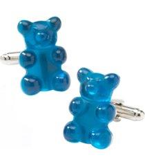 men's gummy bear cufflinks