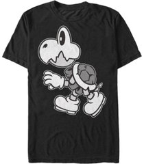 fifth sun men's nintendo bones short sleeve t-shirt