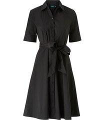 skjortklänning finnbarr 3/4 sleeve casual dress