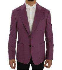 cashmere slim fit blazer