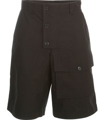 laurier cargo shorts
