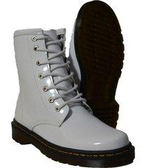 botas blanco villabonr vdm-5034