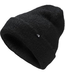 gorro plush negro the north face