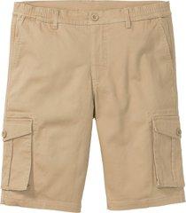 bermuda cargo con taglio comfort (beige) - bpc bonprix collection