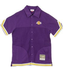 nba buttons warm up shooting shirt