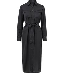 skjortklänning sht wt poly charm dress