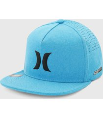 gorra azul-negro hurley