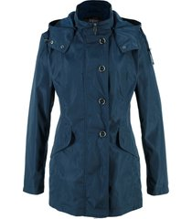 giacca leggera con cappuccio (blu) - bpc bonprix collection